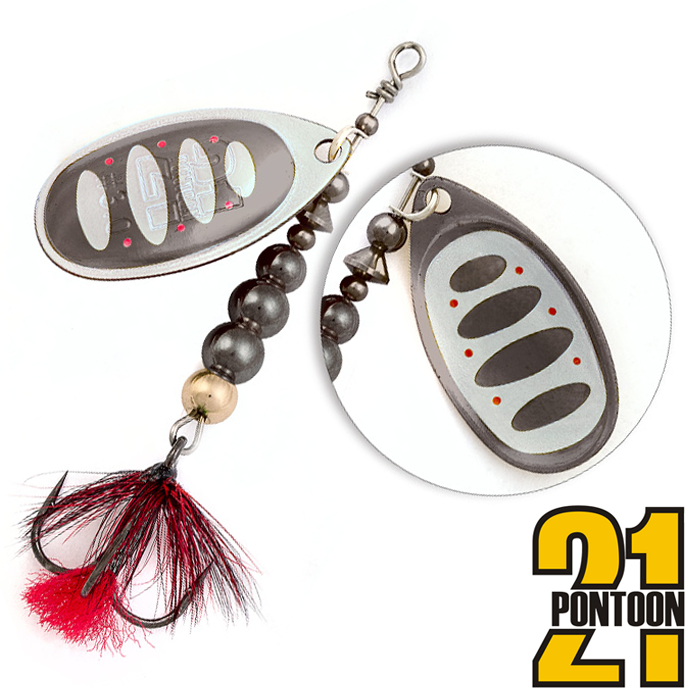 Блесна Pontoon21 Ball Concept 4 11,4gr #B02-004