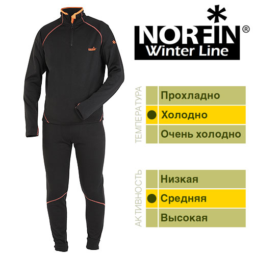 Термобелье Norfin Winter Line L