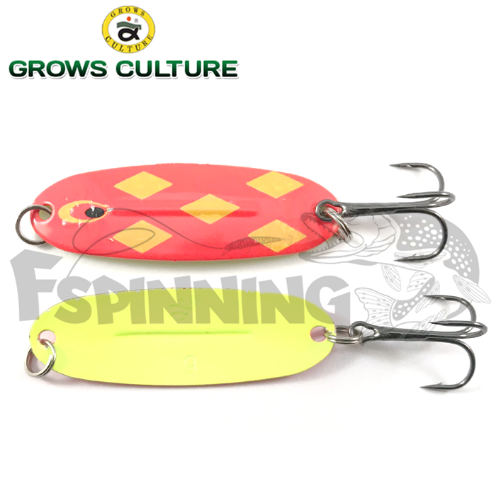 Блесна колебалка Grows Culture Jig Killer 7gr/57mm #007A