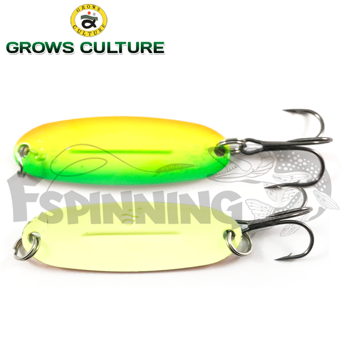 Блесна колебалка Grows Culture Jig Killer UV 7gr/57mm #043A