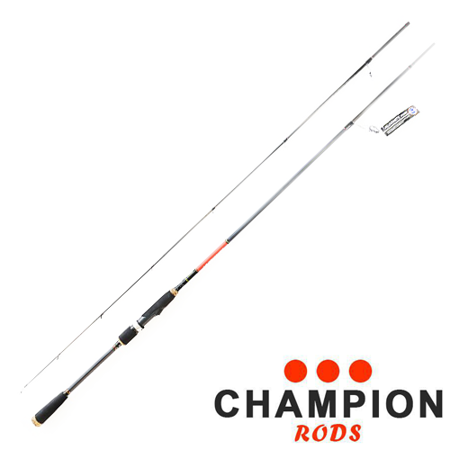 Спиннинг Champion Rods Team Dubna 2,4m/5-21gr TD-802ML