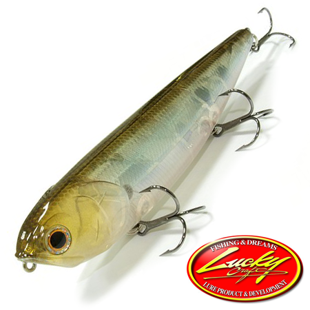 Воблер Lucky Craft Sammy 128 28,0gr #238 Ghost Minnow
