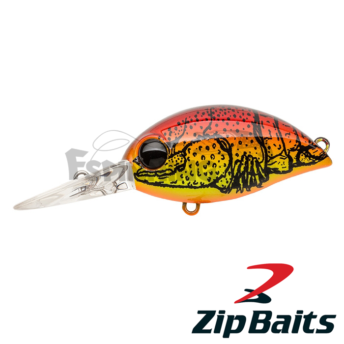 Воблер ZipBaits Hickory MDR 3,5gr #077R
