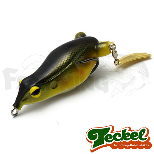 Воблер Teckel Honker Frog 15gr #022S Old Perch - купить в Москве