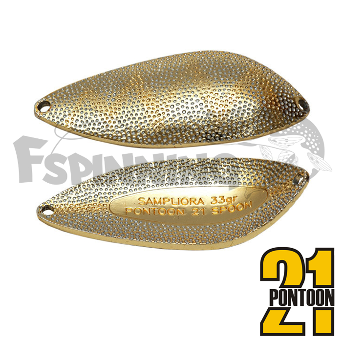 Блесна колебалка Pontoon21 Sampliora 18,0gr #G22-202