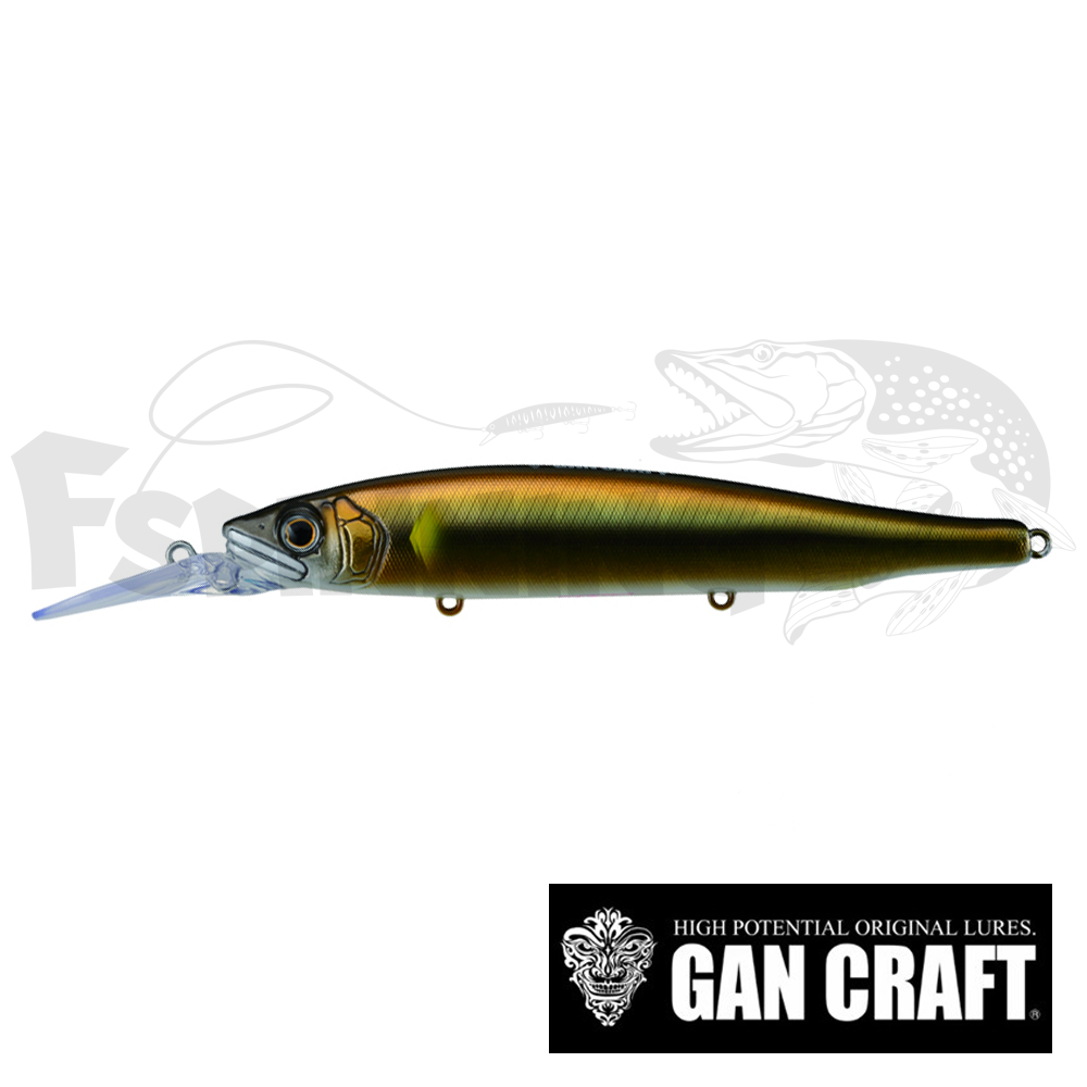 Ayuja Rest 108 Воблер Gan Craft Ayuja Rest 108 14gr #004