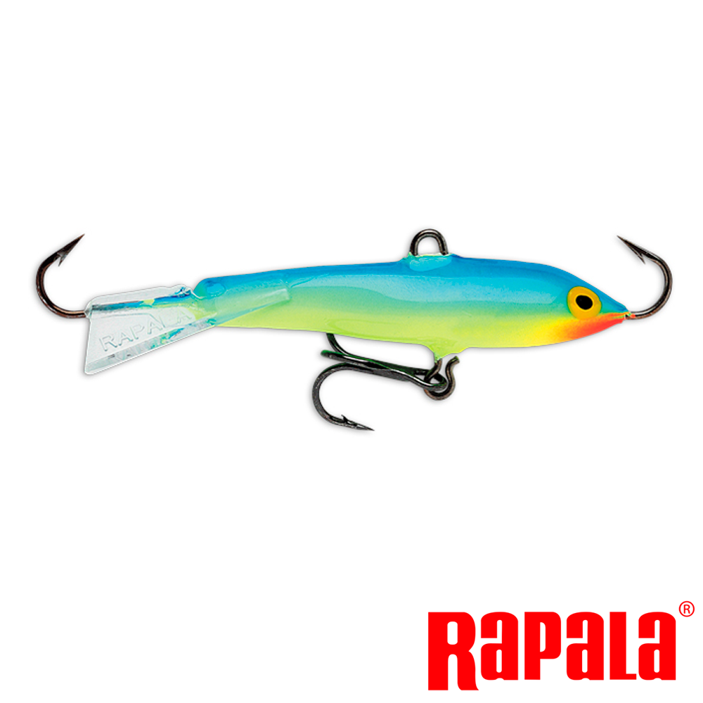 Jigging Rap W09 25gr/90mm Балансир Rapala Jigging Rap W09 25gr/90mm #PRT