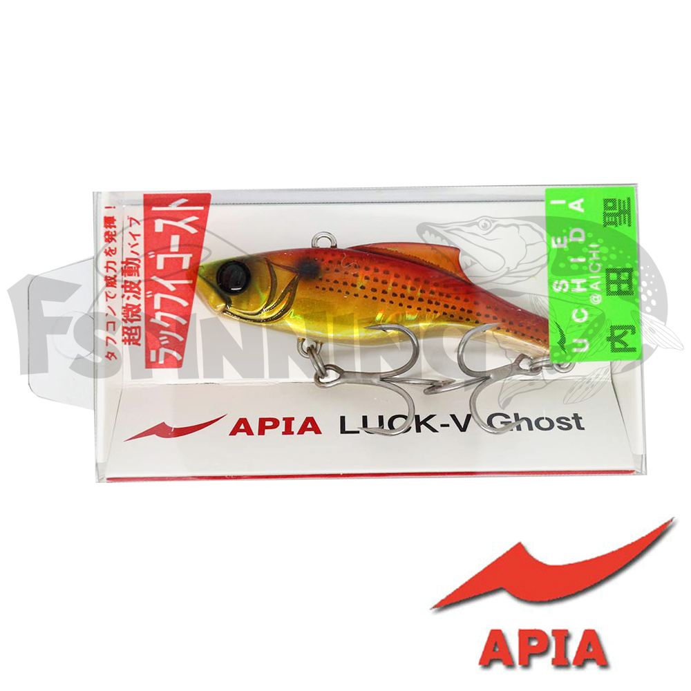 Luck-V Ghost Воблер Apia Luck-V Ghost 15gr #12