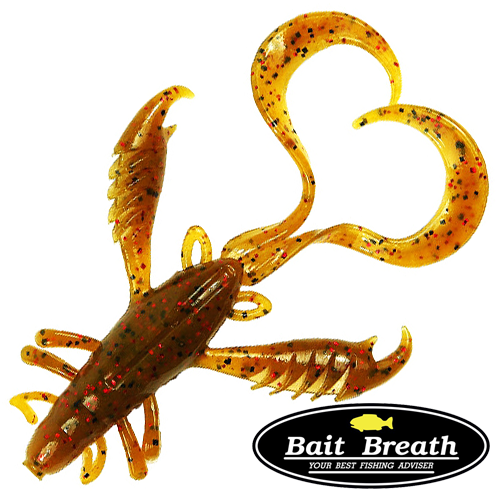 Мягкие приманки Bait Breath Virtual Craw 2,6'' #S159 (9шт в уп)