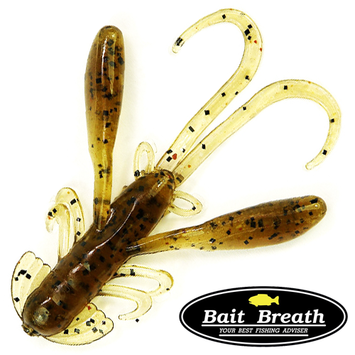 Мягкие приманки Bait Breath U30 Rush Craw 2'' #817 (8шт в уп)