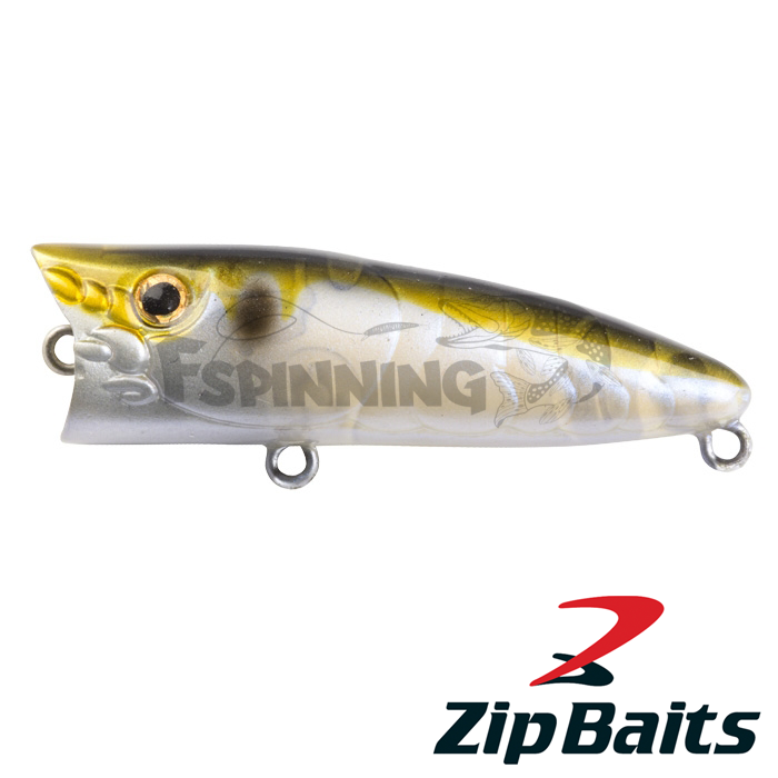 Воблер ZipBaits ZBL Popper Tiny 3,7gr #018R