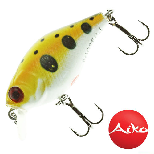 Воблер Aiko Roost Crank 38F 4,0gr #018