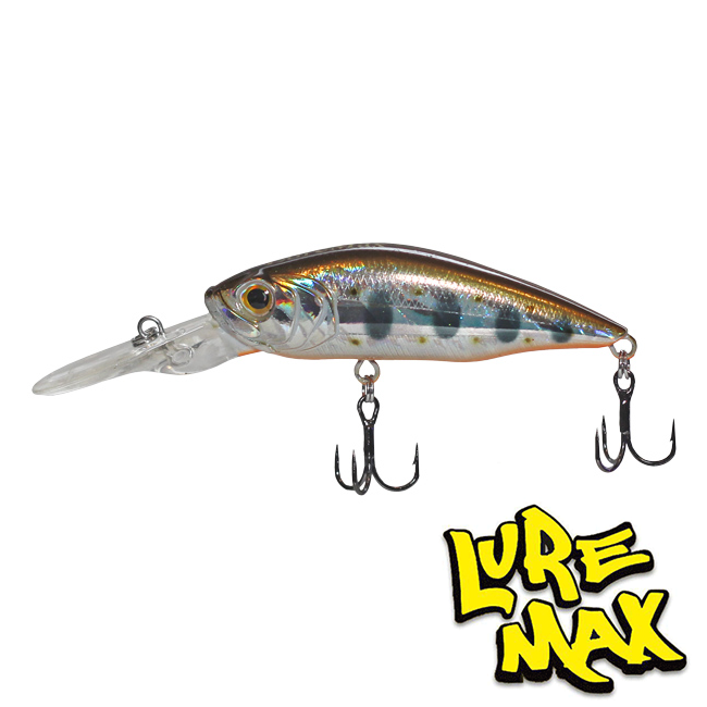 Eloisa 60SP Воблер LureMax Eloisa 60SP 7.2gr #004 Rainbow Trout
