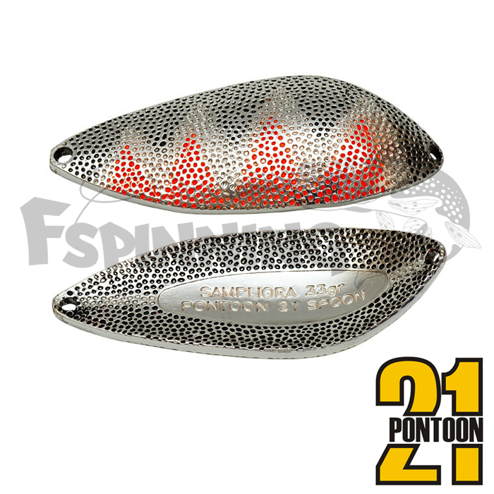 Блесна Pontoon21 Sampliora 33,0gr #S46-404