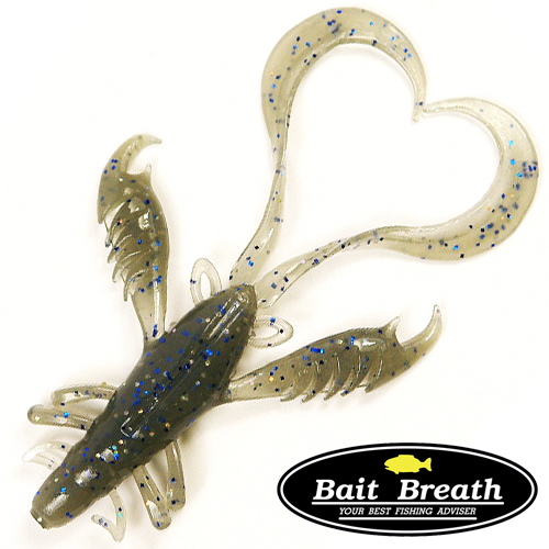 Мягкие приманки Bait Breath Virtual Craw 2,6'' #S352 (9шт в уп)