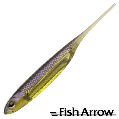 Fish Arrow Flash J 2'' #05 Purple Weenie/Silver (8 шт в уп)