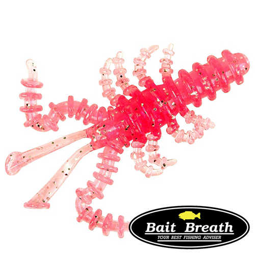 Мягкие приманки Bait Breath Saltwater Mosya 2'' #S849 (10шт в уп)
