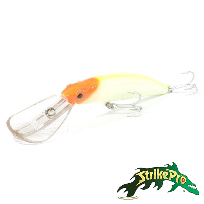 Musky Monster Deep 200CL MG-007CL Воблер Strike Pro Musky Monster Deep 200CL 118gr MG-007CL #A116L