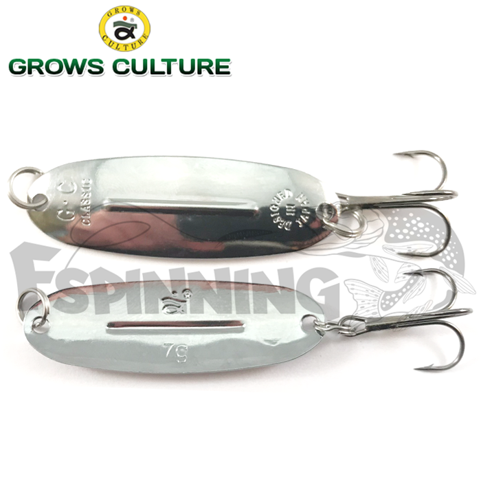 Блесна колебалка Grows Culture Jig Killer 7gr/57mm #032A