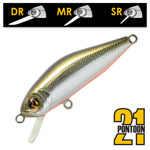 Pontoon21 Crackjack 38F-SR 2,3gr #R60