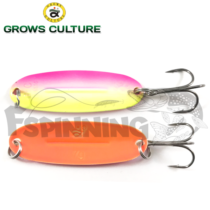 Блесна колебалка Grows Culture Jig Killer UV 7gr/57mm #049A