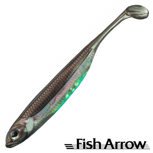 Fish Arrow Flash J Shad 2'' #27 Wakasagi/Aurora (8 шт в уп)
