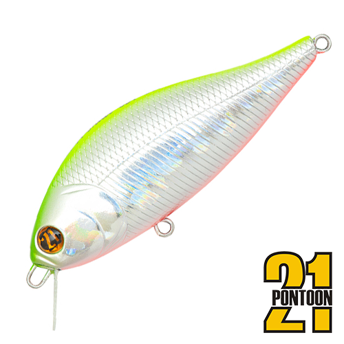 Воблер Pontoon21 Bet-A-Shad 75SP-SR 13,2gr #A62