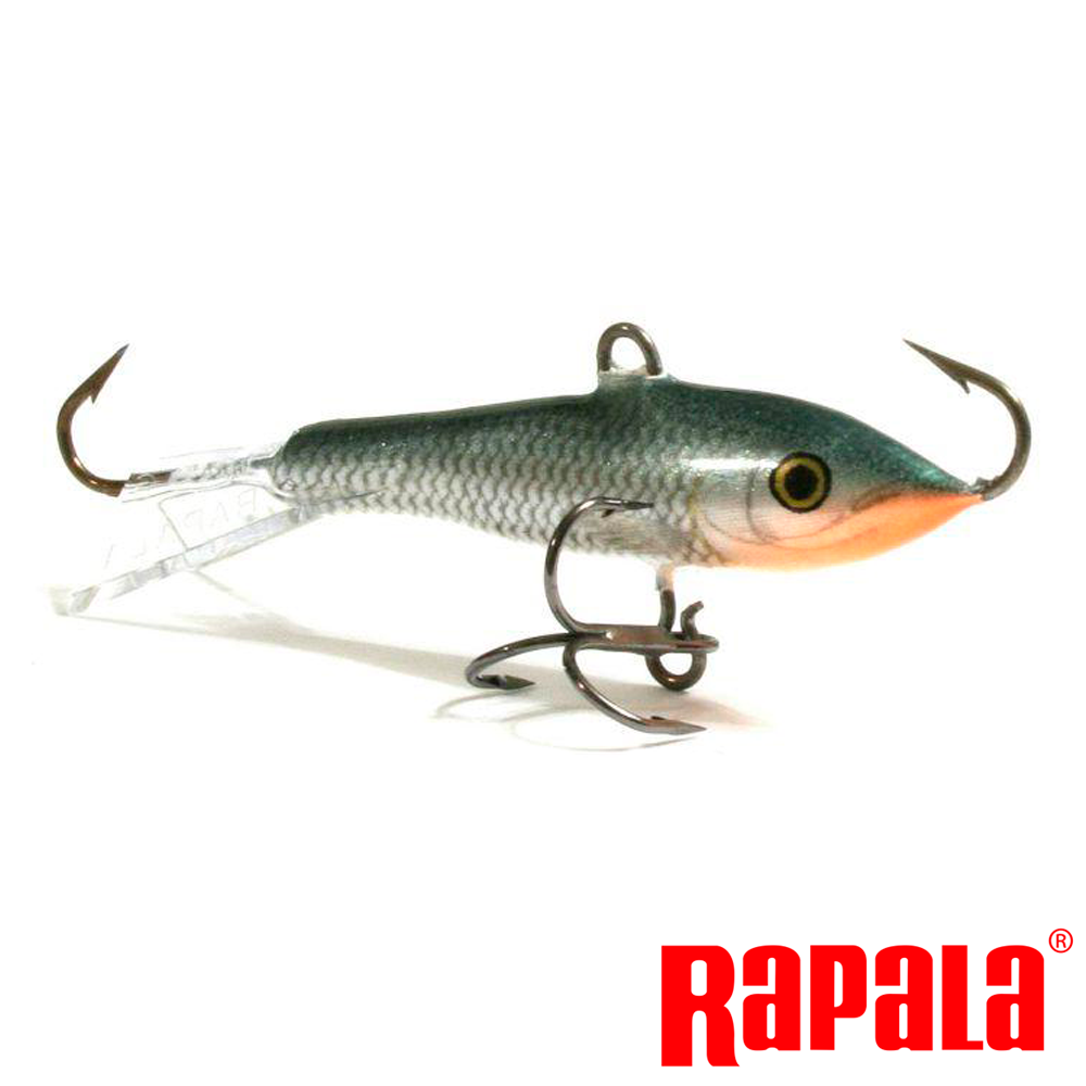 Jigging Rap W09 25gr/90mm Балансир Rapala Jigging Rap W09 25gr/90mm #PSH