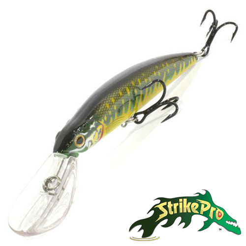 Musky Monster Deep 160CL MG-006CL Воблер Strike Pro Musky Monster Deep 160CL 55,7gr MG-006CL#A164F
