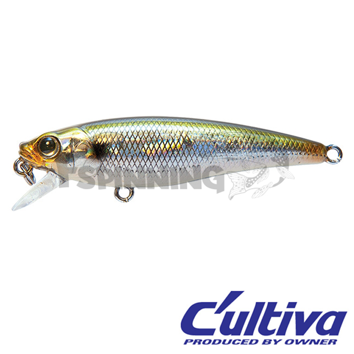 Воблер Owner/C'ultiva Rip'n Minnow 65SP 6,0gr #32