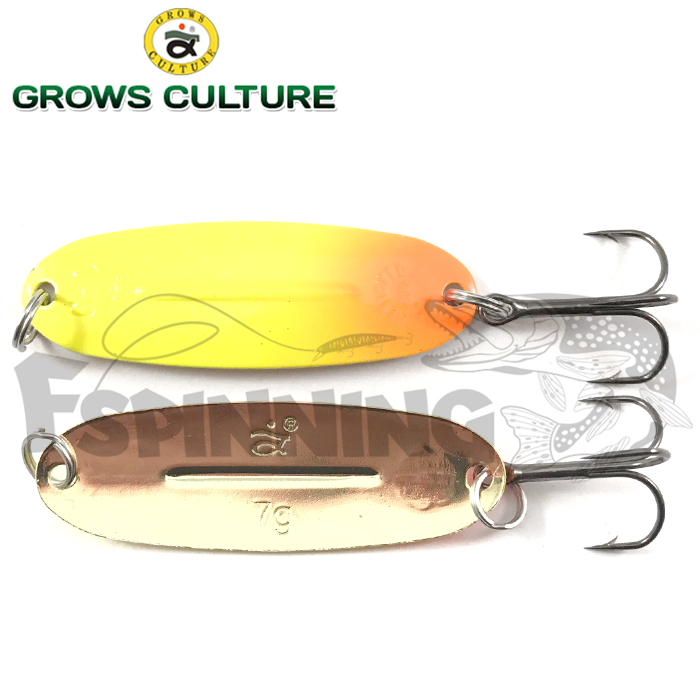 Блесна колебалка Grows Culture Jig Killer 7gr/57mm #036A