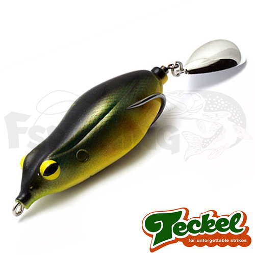Воблер Teckel Maracker Frog 18.5gr #022S Old Perch - купить в Москве