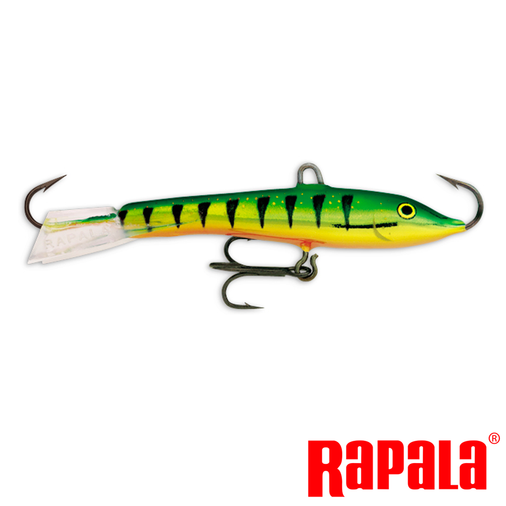 Jigging Rap W09 25gr/90mm Балансир Rapala Jigging Rap W09 25gr/90mm #P