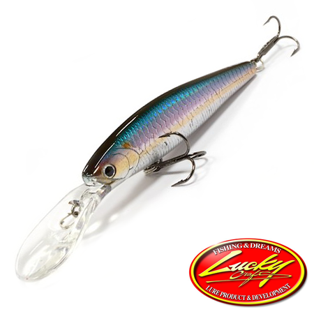 Воблер Lucky Craft Staysee 90SP 12,5gr #270 MS American Shad