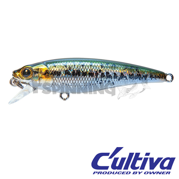 Воблер Owner/C'ultiva Rip'n Minnow 65SP 6,0gr #13