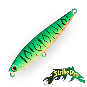 Slide Bait Heavy One 70 JS-372 Воблер Strike Pro Slide Bait Heavy One 70 16,5gr JS-372#GC01S