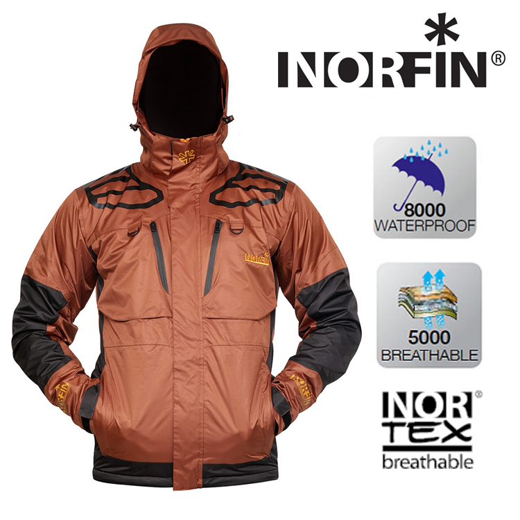 Peak Thermo Куртка Norfin Peak Thermo 01 р.S