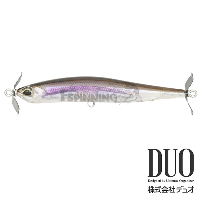 Воблер DUO Realis Spinbait 80 9,4gr #CD23