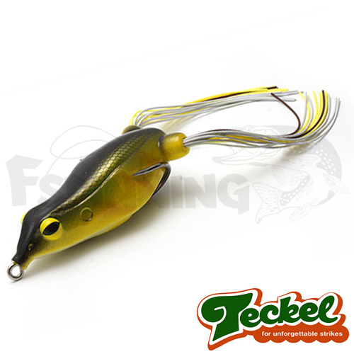 Воблер Teckel Whacker Frog 15gr # 022S Old Perch - купить в Москве
