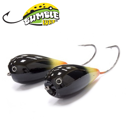 Глиссер Bumble Lure Killer Popper KP-15HT Hot Tail 15гр