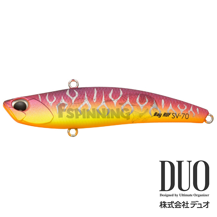 Воблер DUO Bay Ruf SV-70 11,0gr #ACC3079