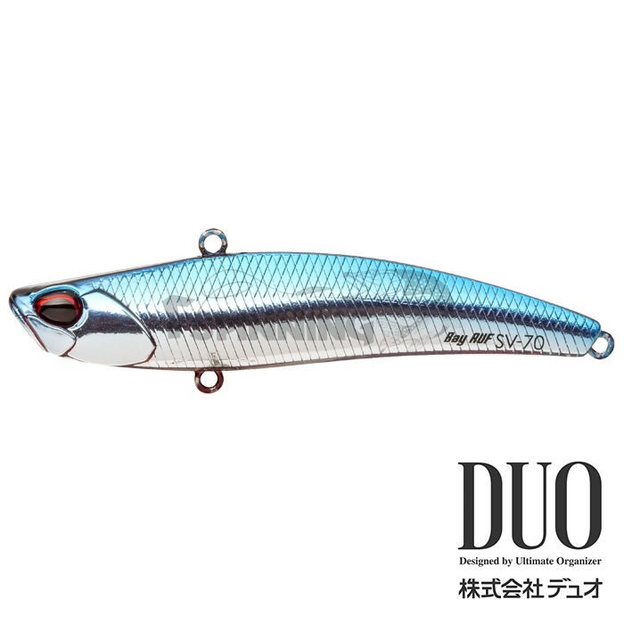 Воблер DUO Bay Ruf SV-70 11,0gr #GSB3043