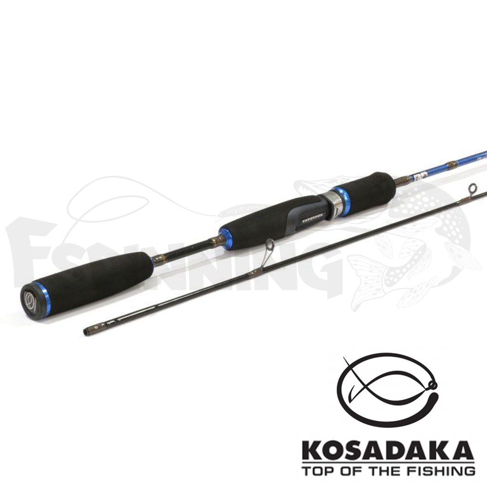 Спиннинг Black HoIe River Hunter-ll 2,30m/4-15gr