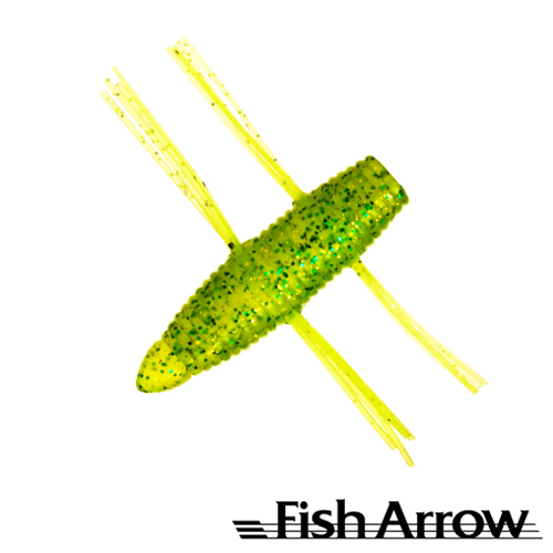 AirBag Bug 2'' Мягкие приманки Fish Arrow AirBag Bug 2'' #05 Lime Chart (6 шт в уп)