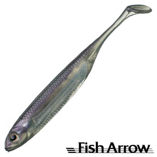 Fish Arrow Flash J Shad 2'' #25 Lake Wakasagi/Silver (8 шт в уп)
