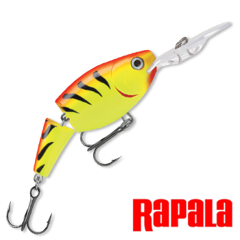 Jointed Shad Rap JSR05 Воблер RapaIa Jointed Shad Rap #JSR05-HT