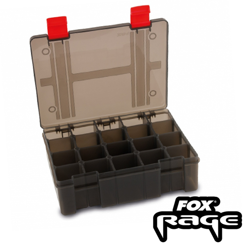 Коробка Fox Rage Medium Deep 280x220x80mm NBX005 (20 секций)
