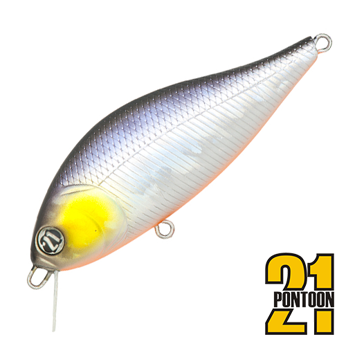 Pontoon21 Bet-A-Shad 75SP-SR 13,2gr #A11