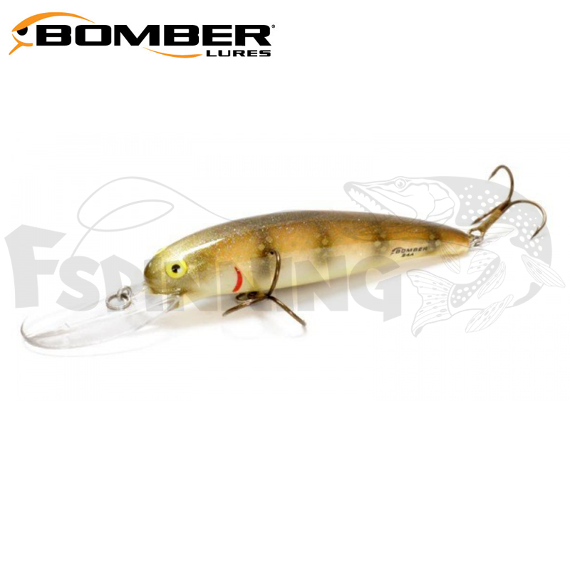 Deep Long B24A Воблер Bomber Deep Long 24A 10,6gr #431