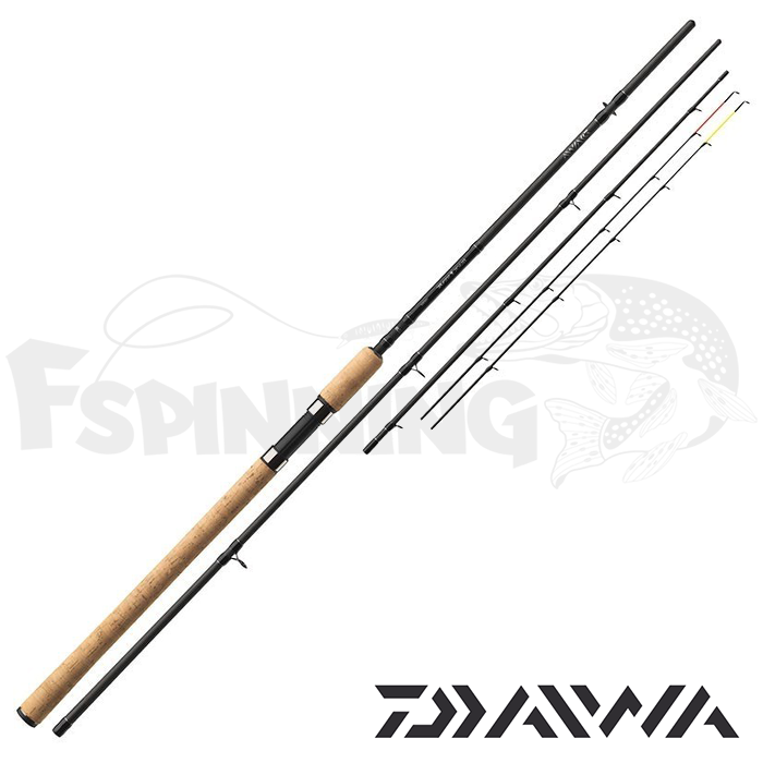 Black Widow Feeder Фидер Daiwa Black Widow Feeder 3.9m/150gr BWF13HQ